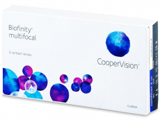 Biofinity Multifocal (3lenzen)