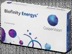 Biofinity Energys (6 lenzen)