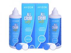 Avizor All Clean Soft vloeistof 2 x 350 ml