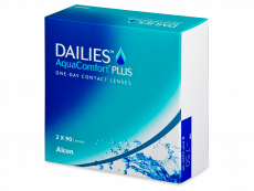 Dailies AquaComfort Plus (180 lenzen)