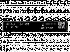 Miru 1 Month Menicon Multifocal (6 lenzen)