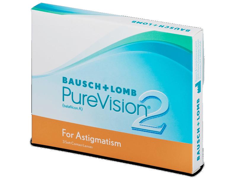 PureVision 2 for Astigmatism (3lenzen)
