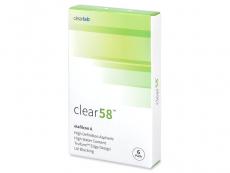 Clear 58 (6lenzen)