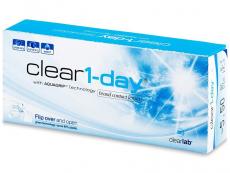 Clear 1-Day (30lenzen)