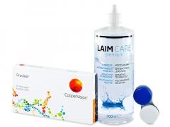 Proclear Sphere (6lenzen) +Laim-Care400 ml