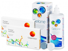 Proclear Multifocal (2x3 lenzen) + Gelone 360 ml
