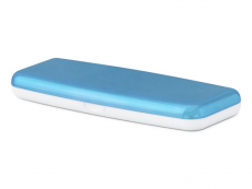 Bewaardoosje voor daglenzen - Blauw