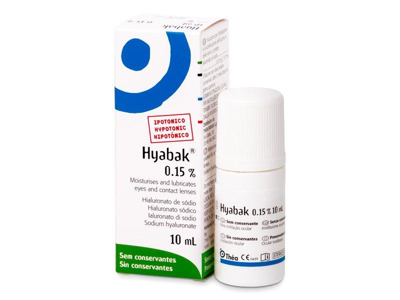 Hyabak Oogdruppels 10 ml