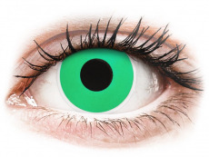 Groene Emerald (Green) contactlenzen - ColourVue Crazy (2 kleurlenzen)