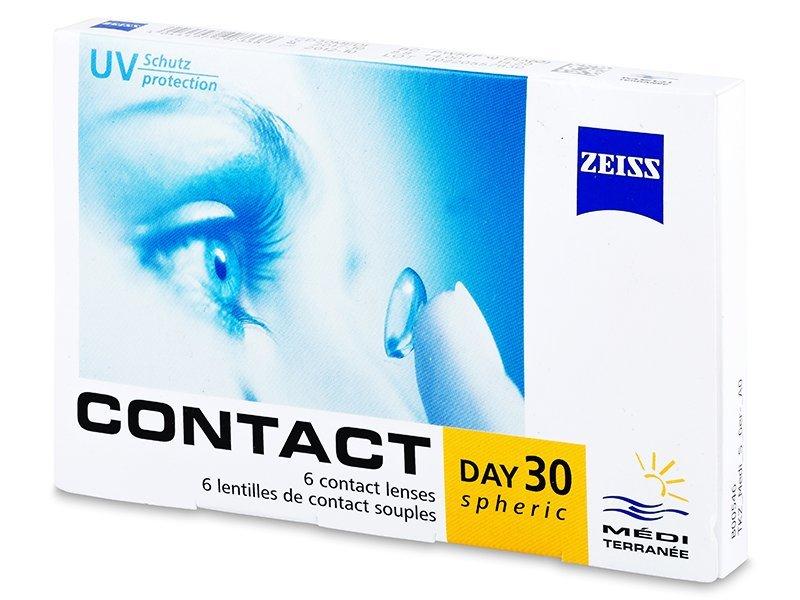 Carl Zeiss Contact Day 30 Spheric (6lenzen)