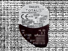 Dailies TOTAL1 (30lenzen)