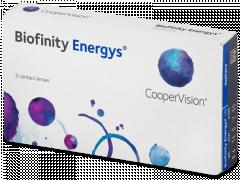 Biofinity Energys (3 lenzen)