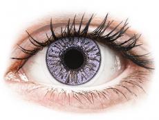 FreshLook Colors Violet - met sterkte (2 lenzen)