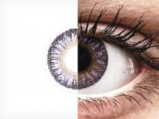 Violette contactlenzen - TopVue Color (2kleurlenzen)