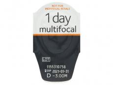 Proclear 1 Day Multifocal (30 lenzen)