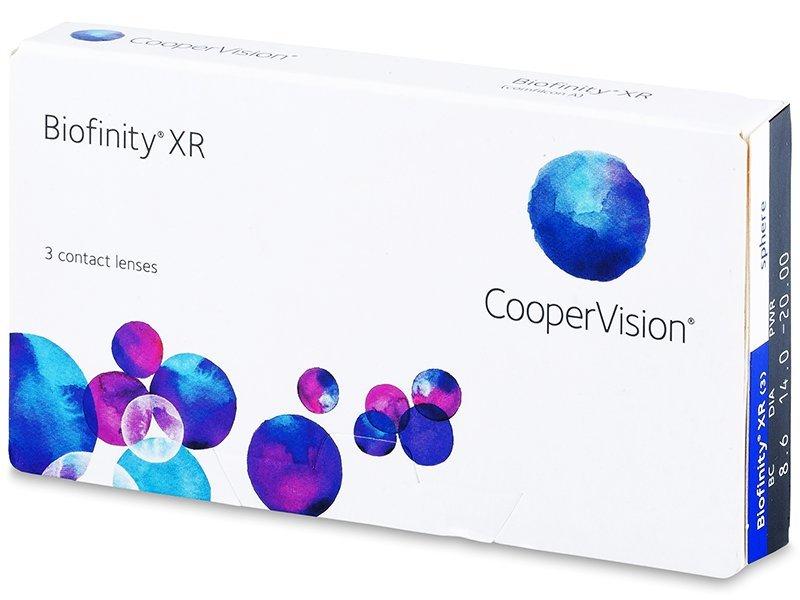 Biofinity XR (3 lenzen)