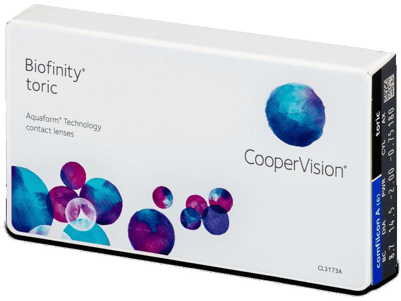 Biofinity Toric (6lenzen)