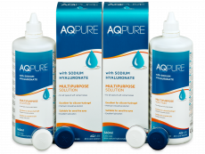 AQ Pure 2 x 360 ml lenzenvloeistof