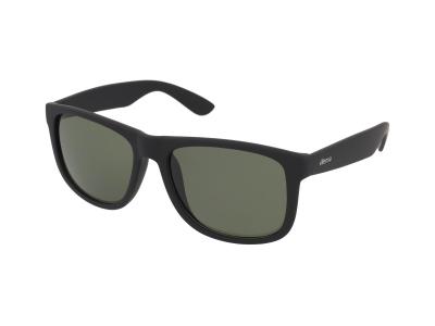 Zonnebril Alensa Sport Black Green