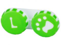 Lenzenhouder Pootafdruk - Groen