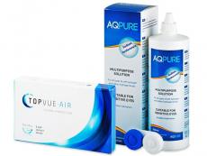 TopVue Air (6 lenzen) + AQ Pure 360 ml