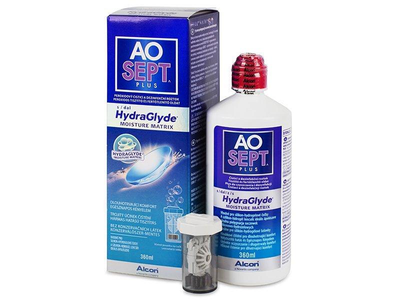AO SEPT PLUS HydraGlyde Lenzenvloeistof 360ml