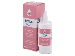 HYLO-DUAL Oogdruppels 10 ml