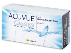 Acuvue Oasys (24 lenzen)