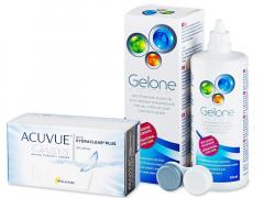 Acuvue Oasys (24 lenzen) + Gelone 360 ml