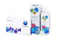 Biofinity XR (3 lenzen) + Gelone 360 ml