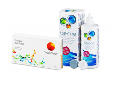 Proclear Multifocal (6 lenzen) + Gelone 360 ml