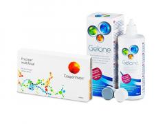 Proclear Multifocal (6 lenzen) + Gelone 360 ml