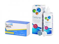 SofLens Multi-Focal (3 lenzen) + Gelone 360 ml