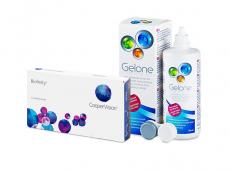 Biofinity (3 lenzen) + Gelone 360 ml
