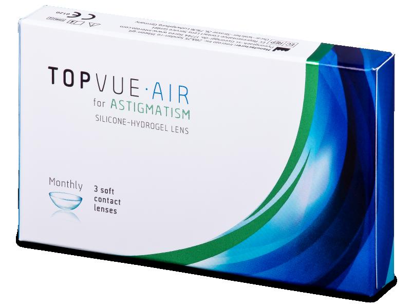 TopVue Air for Astigmatism (3lenzen)