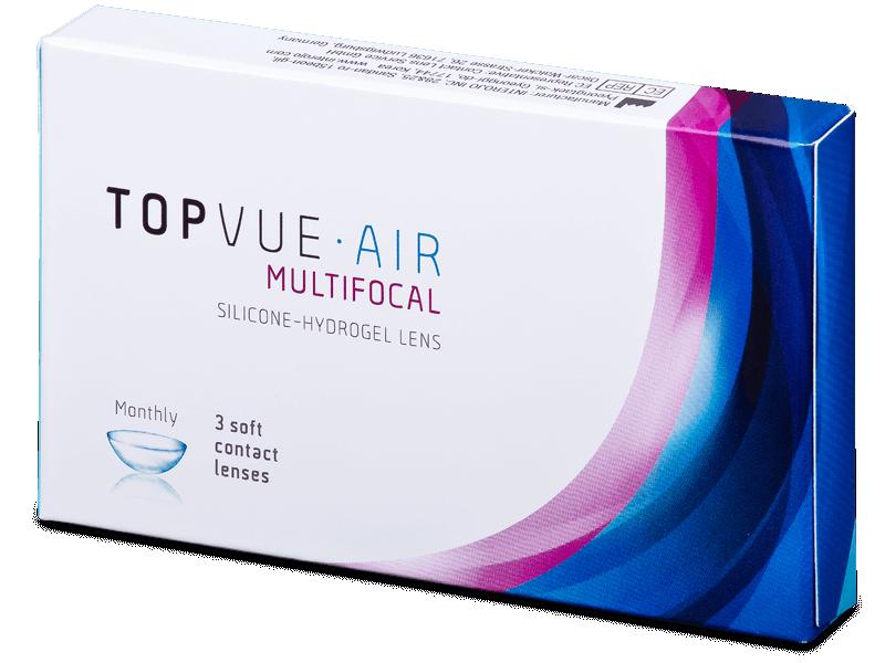 TopVue Air Multifocal (3 lenzen)
