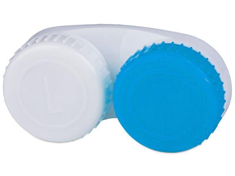 Lenzenhouder Wit&Blauw L+R