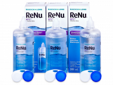 ReNu MPS Sensitive Eyes oplossing 3 x 360 ml