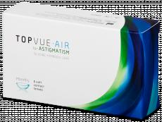 TopVue Air for Astigmatism (6lenzen)