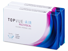 TopVue Air Multifocal (6 lenzen)