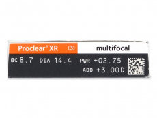 Proclear Multifocal XR (6 lenzen)