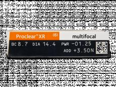 Proclear Multifocal XR (6 lenzen)