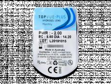 TopVue Monthly PLUS (6 lenzen)