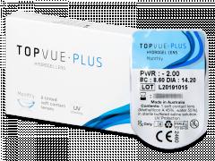 TopVue Monthly PLUS (1lens)