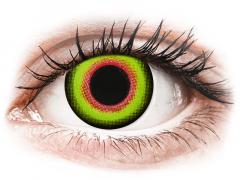 ColourVUE Crazy Lens - Mad Hatter - zonder sterkte (2 gekleurde daglenzen)