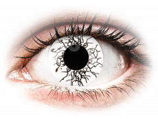 ColourVUE Crazy Lens - Vikingdom - zonder sterkte (2 gekleurde daglenzen)