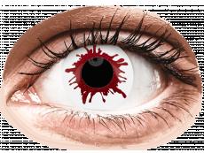 ColourVUE Crazy Lens - Wild Blood - zonder sterkte (2 gekleurde daglenzen)