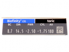 Biofinity Toric (3lenzen)