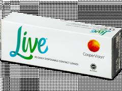 Live Daily Disposable (30 lenzen)
