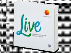 Live Daily Disposable (90 lenzen)